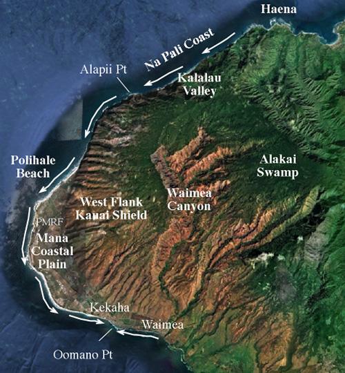 West Kauai Google Image