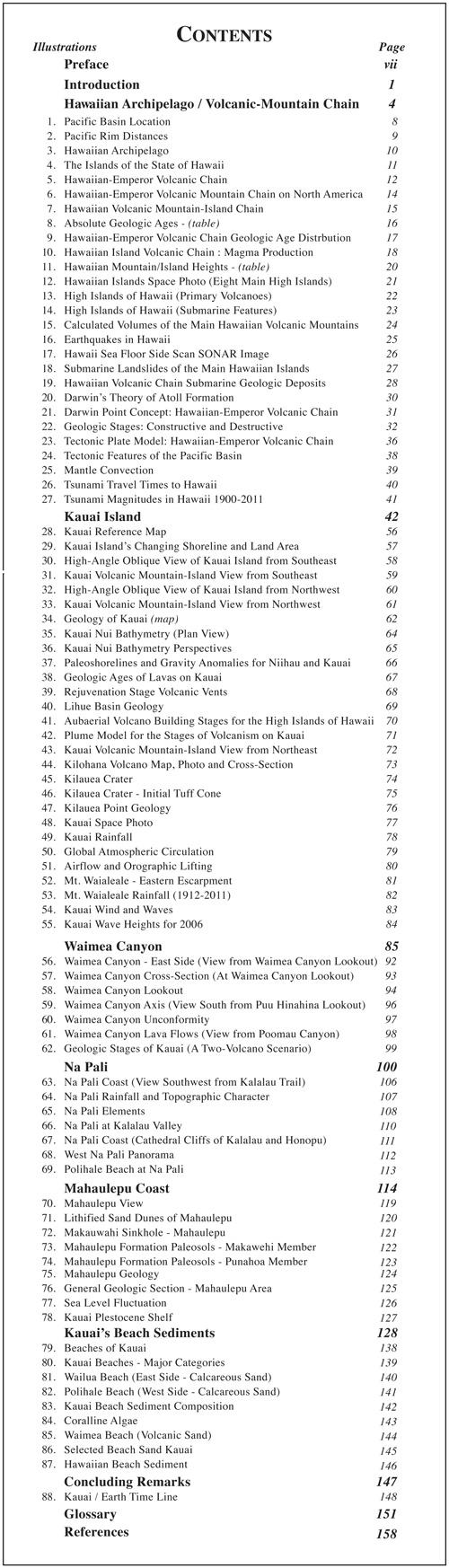 GeoBook-Contents