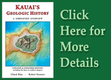 Kauai Geologic History Book - Learn Detais
